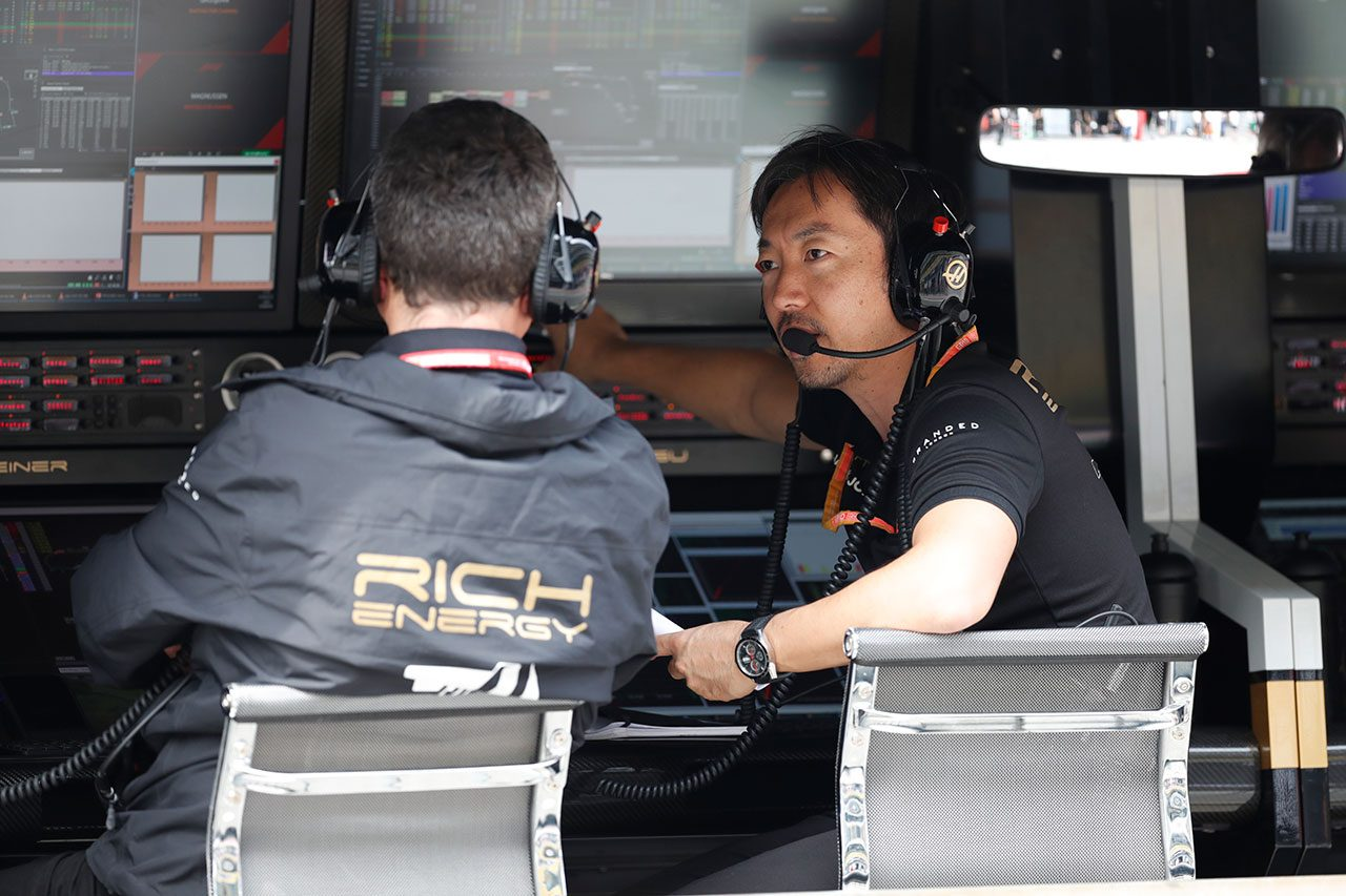 2019年F1第14戦イタリアGP 小松礼雄チーフレースエンジニア