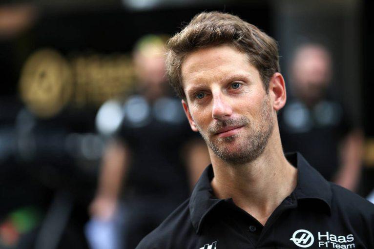 F1 | ハースF1残留が決まったグロージャン「このまま続けるべきか真剣に悩んだ」と明かす/F1シンガポールGPインタビュー