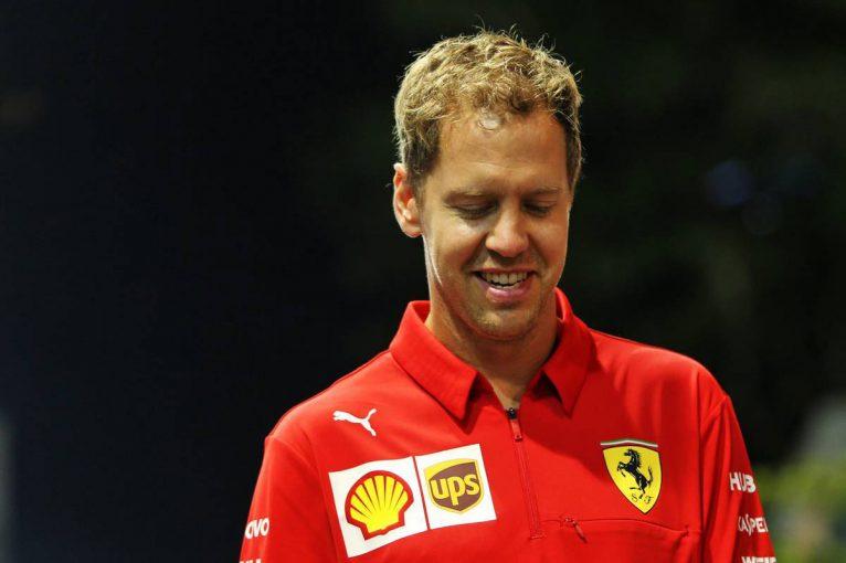 F1 | 不振続くベッテル、原因はメンタル面にあらず。「最善の感触を掴めていないが、マシンの理解は進んでいる」