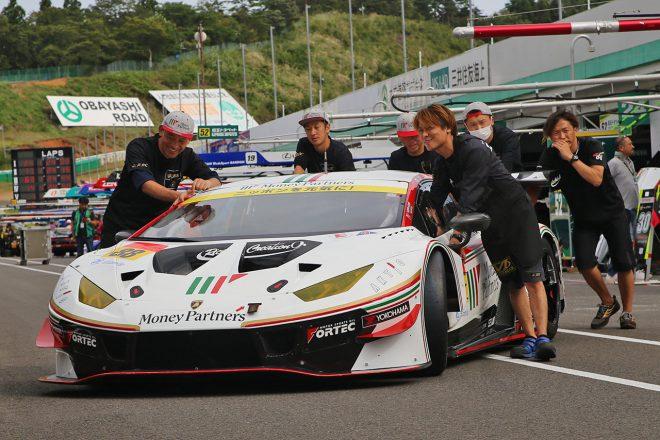 マネパ ランボルギーニ GT3/2019スーパーGT第7戦SUGO