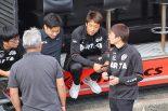 ARTA NSX-GTをドライブする伊沢拓也と野尻智紀/2019スーパーGT第7戦SUGO