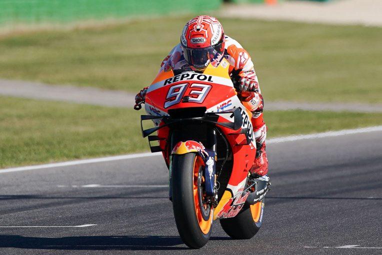 MotoGP | 【タイム結果】2019MotoGP第14戦アラゴンGPフリー走行1回目