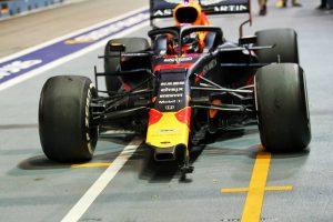 F1 | 【タイム結果】F1第15戦シンガポールGP フリー走行2回目