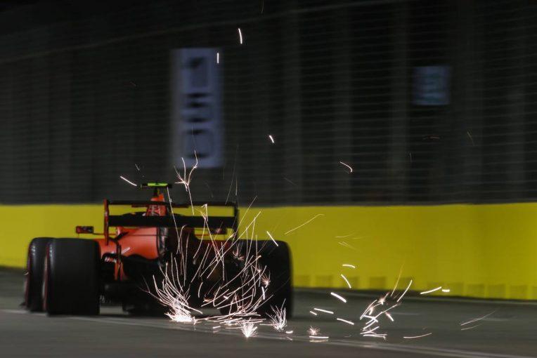 F1   【動画】F1第15戦シンガポールGP フリー走行ハイライト