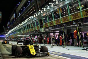 F1 | 【ギャラリー】F1第15戦シンガポールGP 木・金曜