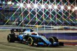 2019年F1第15戦シンガポールGP ロバート・クビサ(ウイリアムズ)