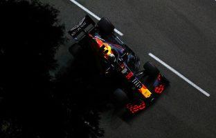 F1 | ホンダF1、全4台がトップ10を狙える位置に「初日から競争力を発揮。予選でも好調を維持したい」と田辺TD:シンガポール