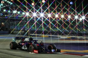 F1 | 2019年F1第15戦シンガポールGP金曜 ピエール・ガスリー(トロロッソ・ホンダ)
