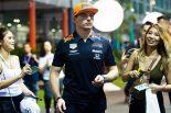 F1 | レッドブル・ホンダF1のフェルスタッペン、初日は0.184秒差の2番手「もっと速いタイムを出せた。メルセデスとは接戦になる」
