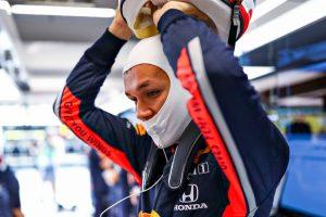 F1 | アルボン「クラッシュで少し自信を失ったが、予選までに改善し2列目を狙いたい」:レッドブル・ホンダ F1シンガポールGP