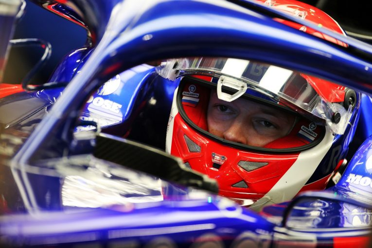 F1   クビアト11番手「タイム改善の余地があるのは間違いない。バランス最適化が重要に」:トロロッソ・ホンダ F1シンガポールGP