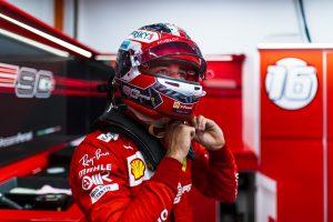 F1 | ルクレール、トラブル発生でギヤボックス交換「走行時間を失い、納得いく走りができずにいる」フェラーリ F1シンガポールGP