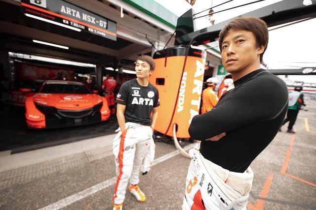 ARTA NSX-GT 2019スーパーGT第7戦SUGO 予選レポート