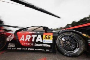 スーパーGT   ARTA NSX GT3 2019スーパーGT第7戦SUGO 予選レポート