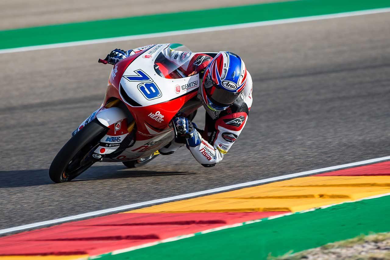 【順位結果】2019MotoGP第14戦アラゴンGP Moto3クラス予選