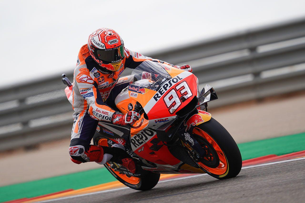 【順位結果】2019MotoGP第14戦アラゴンGP MotoGPクラス予選