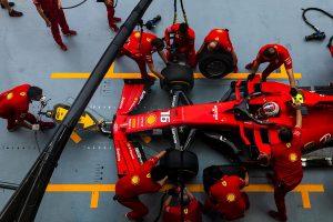 F1   【動画】ルクレールのポールラップ/F1第15戦シンガポールGP予選
