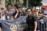 2019年F1第15戦シンガポールGP ハースの小松礼雄チーフレースエンジニア