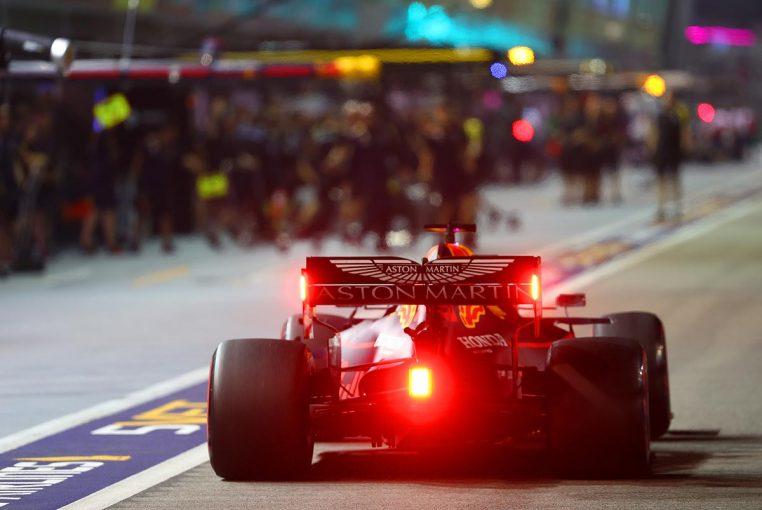 F1 | レッドブルTD予選後インタビュー:低速区間で大幅進化を遂げたフェラーリに驚愕。「彼らにもはや苦手なサーキットはなくなった」