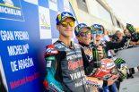 MotoGP | ポールスタートのマルケス「プレッシャーをコントロールする必要がある」/MotoGP第14戦アラゴンGP 予選トップ3コメント
