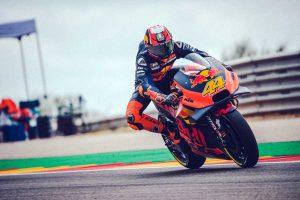 MotoGP | MotoGPアラゴンGP:KTMのポル・エスパルガロが決勝レースを欠場。FP4の転倒により左手首を骨折