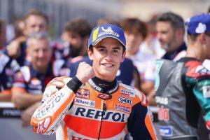 MotoGP | MotoGPアラゴンGP:マルケスが貫禄のポール獲得。中上はQ1突破ならず、14番手