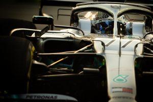 F1 | ボッタス「予選5番手は不本意」。原因のひとつはアウトラップ中のハミルトンの行動と示唆:メルセデス F1シンガポールGP
