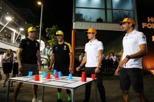 F1 | F1第15戦シンガポールGP決勝レース、20人のドライバーの「持ちタイヤ」