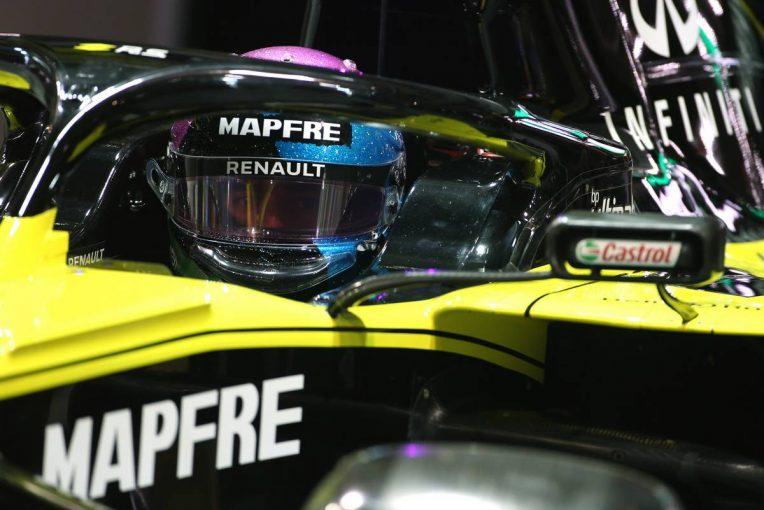 F1   リカルドは最後尾、ペレスは5グリッド降格/F1シンガポールGPグリッド