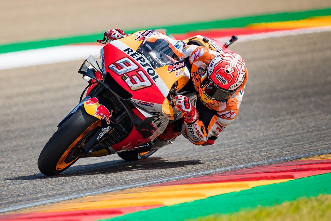【順位結果】2019MotoGP第14戦アラゴンGP MotoGPクラス決勝