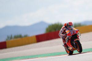 MotoGP | MotoGPアラゴンGP:マルケス、参戦200戦目を完ぺきなポール・トゥ・ウインで飾る。中上は粘りの10位