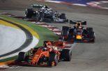F1 | 【動画】F1第15戦シンガポールGP決勝ハイライト