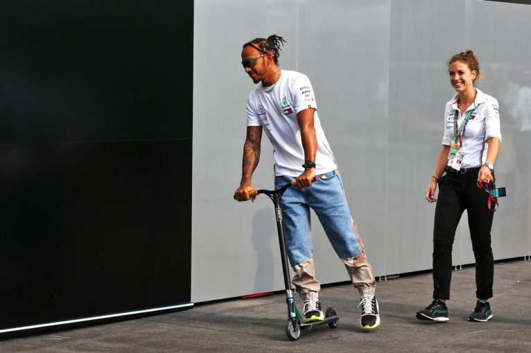 F1 | 【ギャラリー】F1第15戦シンガポールGP決勝