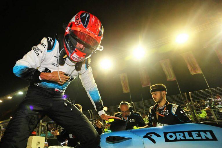 F1 | クビサ「タフだったが、これほど良いレースができたことは大きな成果だ」:ウイリアムズ F1シンガポールGP日曜