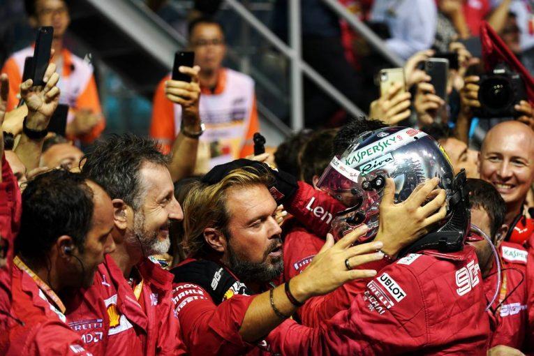 F1 | F1第15戦シンガポールGPのドライバー・オブ・ザ・デー&最速ピットストップ賞が発表