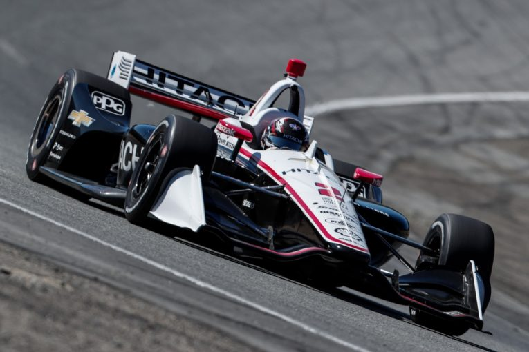 海外レース他 | ニューガーデンが2度目の王座獲得。ハータ優勝、琢磨21位/インディカー・シリーズ第17戦ラグナセカ決勝