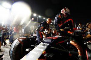 F1 | 2019年F1第15戦シンガポールGP日曜 マックス・フェルスタッペン(レッドブル・ホンダ)