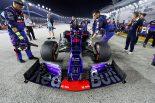 2019年F1第15戦シンガポールGP ダニール・クビアト(トロロッソ・ホンダ)
