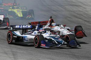 海外レース他 | インディカー最終戦詳報:ニューガーデン2度目の戴冠。レースはハータがライバルを抑え圧勝劇をみせる
