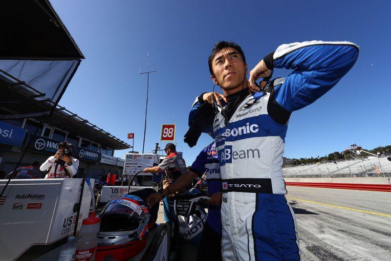 海外レース他 | インディ参戦10年目の最終戦も不運に見舞われた佐藤琢磨「上がったり下がったり僕らしいレースだった」