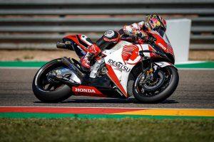 MotoGP | MotoGPアラゴンGP:中上、4戦ぶり10位フィニッシュ達成も「課題を残すレースとなった」