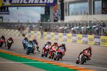MotoGPアラゴンGP:中上、4戦ぶり10位フィニッシュ達成も「課題を残すレースとなった」