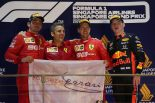 F1 | F1第15戦シンガポールGP決勝 トップ10ドライバーコメント(2)