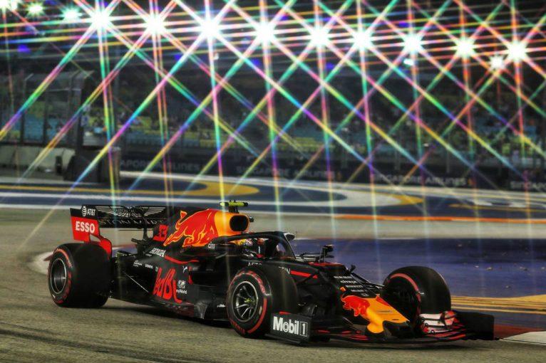 F1   F1第15戦シンガポールGP決勝 トップ10ドライバーコメント(1)