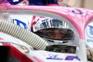 F1 | ペレス「オイル漏れでマシンを止めることに。入賞も見えていただけに悔しい」:レーシングポイント F1シンガポールGP日曜