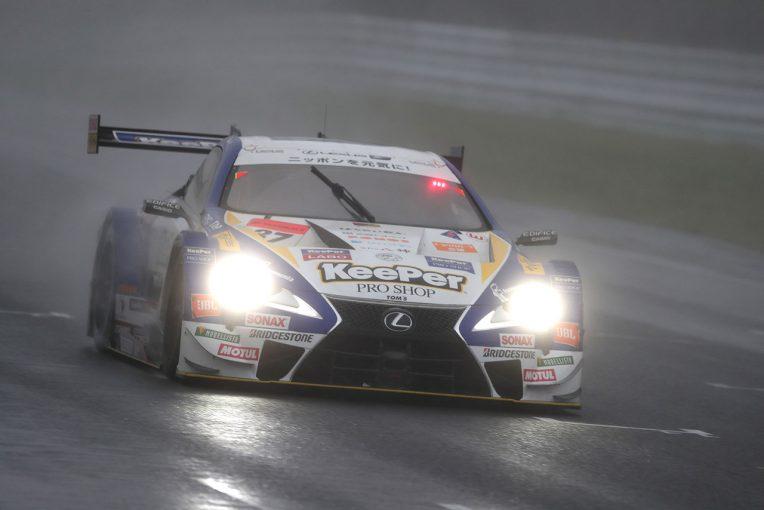 スーパーGT   LEXUS GAZOO Racing 2019スーパーGT第7戦SUGO レースレポート