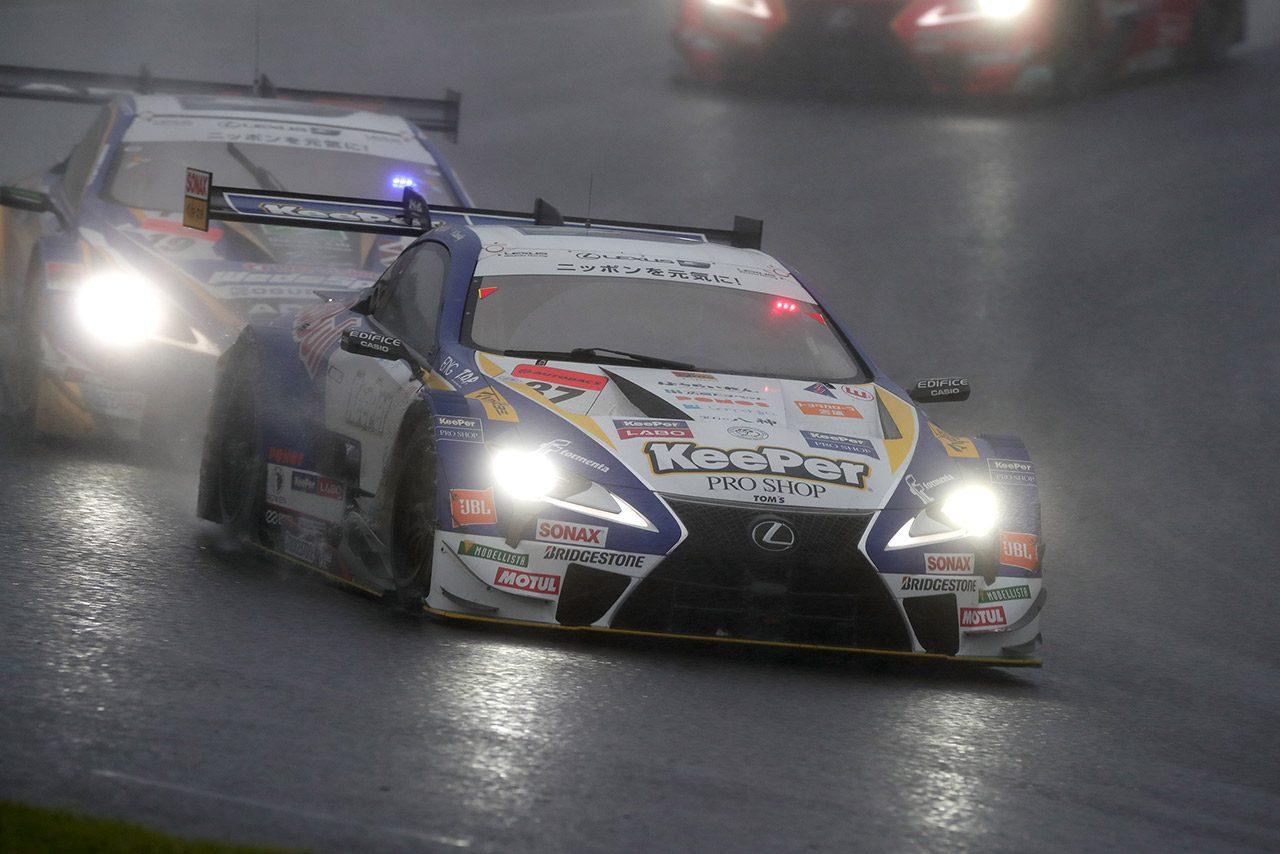 LEXUS GAZOO Racing 2019スーパーGT第7戦SUGO レースレポート