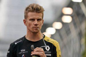 F1 | ヒュルケンベルグ、F1シート喪失の危機。レッドブルF1代表は「我々の候補ではない」と加入の噂を一蹴