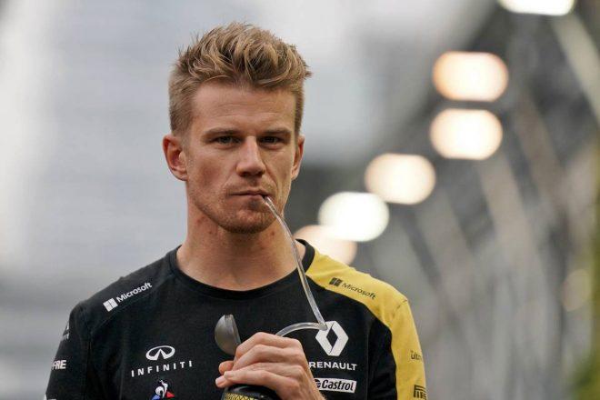 2019年F1第15戦シンガポールGP ニコ・ヒュルケンベルグ(ルノー)