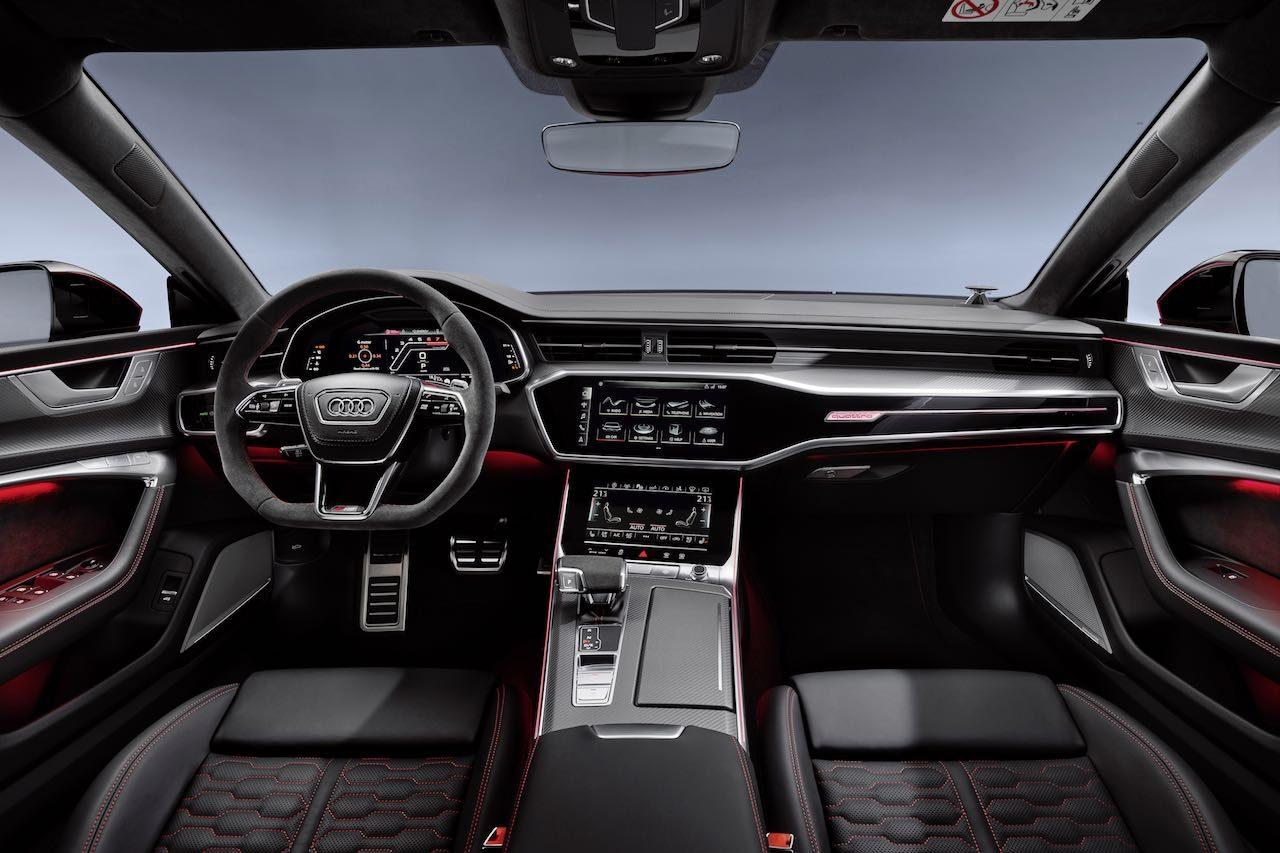 40mm拡幅のワイドボディに600HPを内包する、『アウディRS7 Sportback』公開